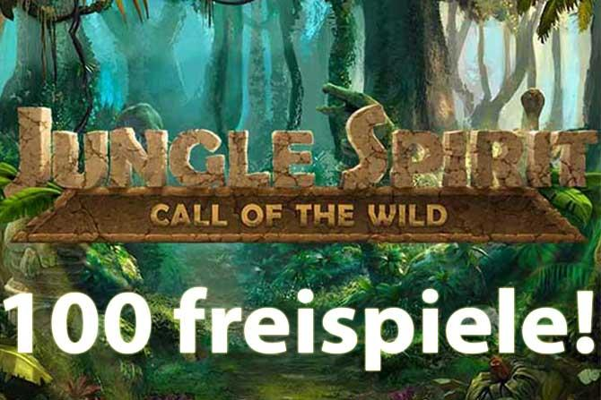 Jungle Spirit freispiele