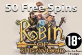 robin of sherwood 50 freispiele