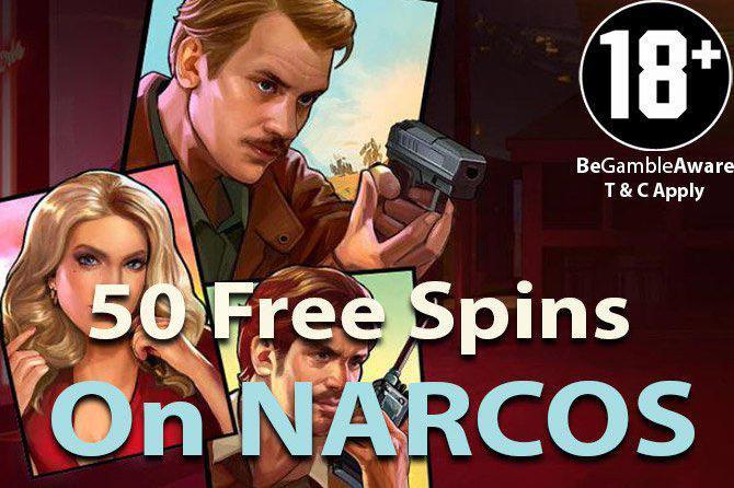 50 freispiele narcos