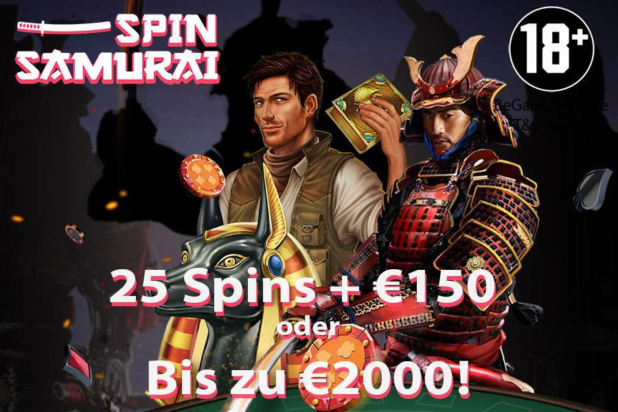Spinsamurai casino