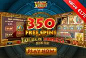 LuckyNugget casino freispiele Golden Princess slot